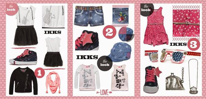 Moda IKKS verano 2014